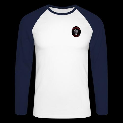 patch world b s - Männer Baseballshirt langarm