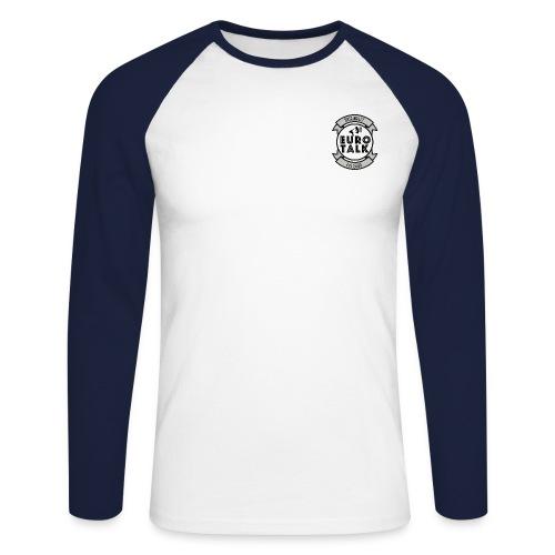 Euro Talk: Kortärmad t-shirt - Långärmad basebolltröja herr