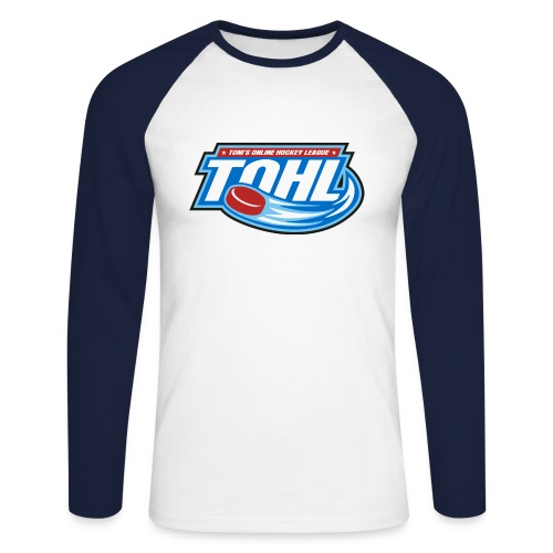 TOHL - Männer Baseballshirt langarm