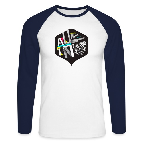 EPK_TPL_EXPORT01 - Men's Long Sleeve Baseball T-Shirt