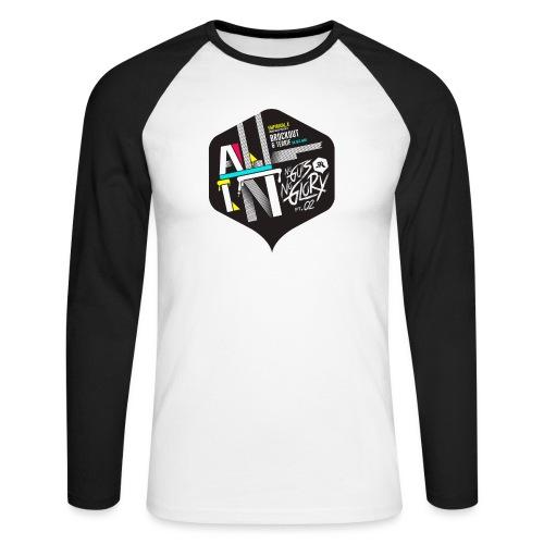 EPK_TPL_EXPORT01 - Men's Long Sleeve Baseball T-Shirt