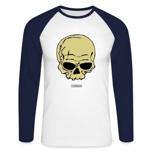 crane - T-shirt baseball manches longues Homme