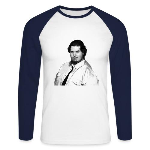 rikwalle - Men's Long Sleeve Baseball T-Shirt