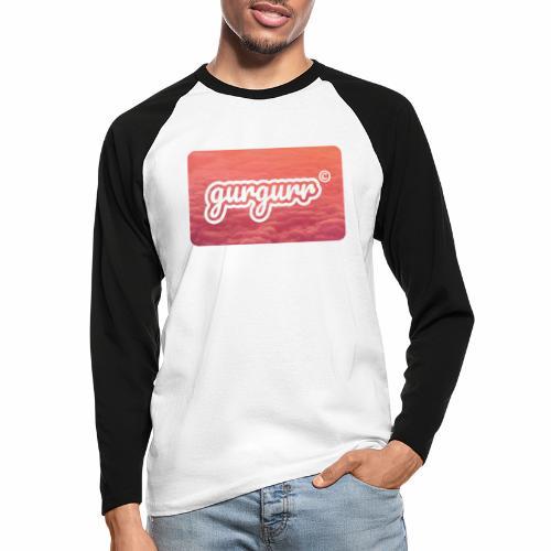 Cloudy Pigeon - Männer Baseballshirt langarm