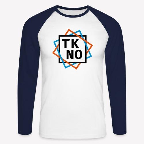 TKNO - Männer Baseballshirt langarm