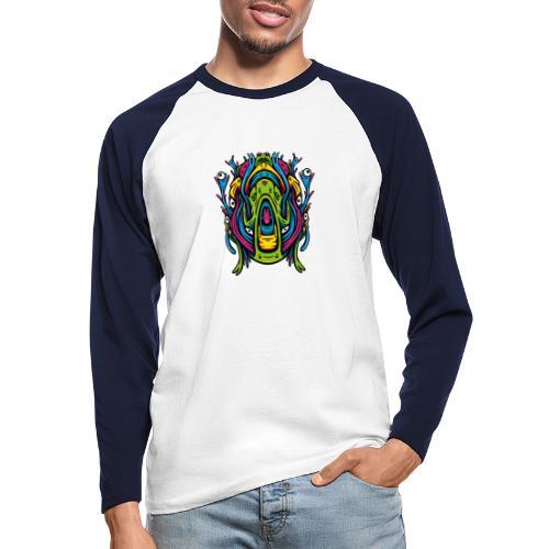 Sense - Men's Long Sleeve Baseball T-Shirt