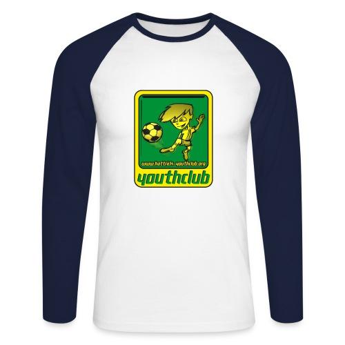 hyborderless - Men's Long Sleeve Baseball T-Shirt