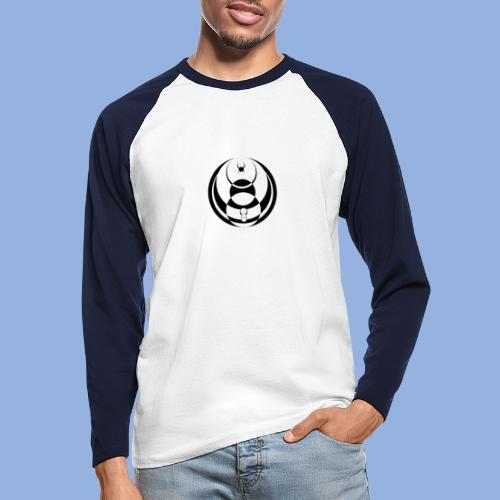 Seven nation army Noir - T-shirt baseball manches longues Homme