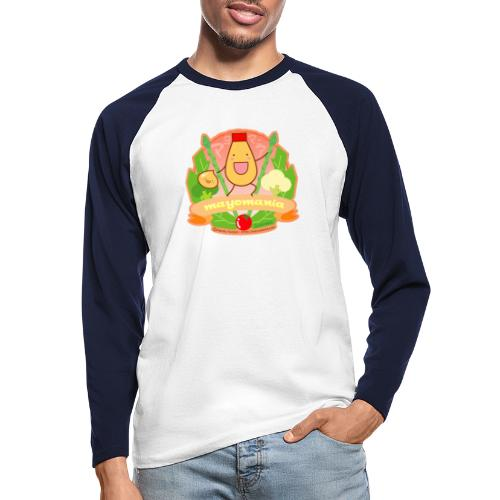 Mayomania - Men's Long Sleeve Baseball T-Shirt