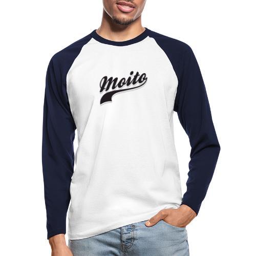 La grande Moito - T-shirt baseball manches longues Homme