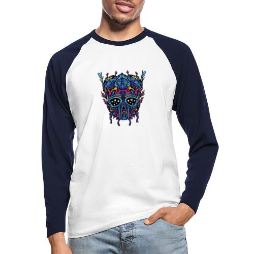 Expanding Visions - Men's Long Sleeve Baseball T-Shirt