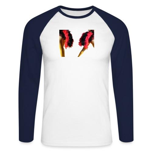 cabaret - Men's Long Sleeve Baseball T-Shirt