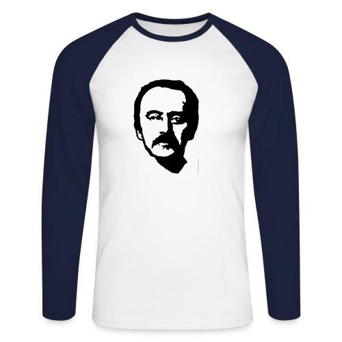 Schliemann - Männer Baseballshirt langarm