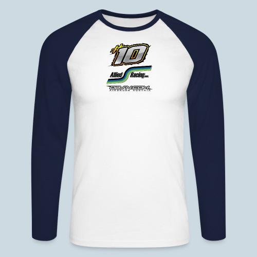 SPONSORING PB10 - Männer Baseballshirt langarm