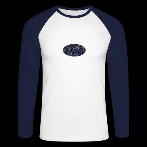 blue bells - T-shirt baseball manches longues Homme