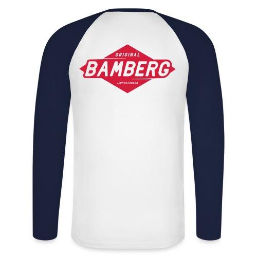 Original Bamberg - Männer Baseballshirt langarm