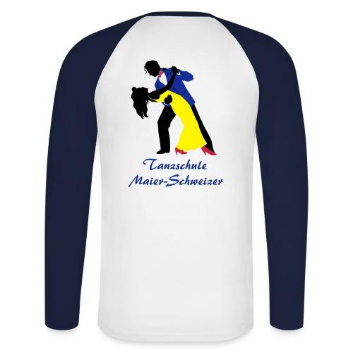 no name - Männer Baseballshirt langarm