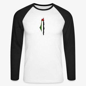 Palestine - T-shirt baseball manches longues Homme