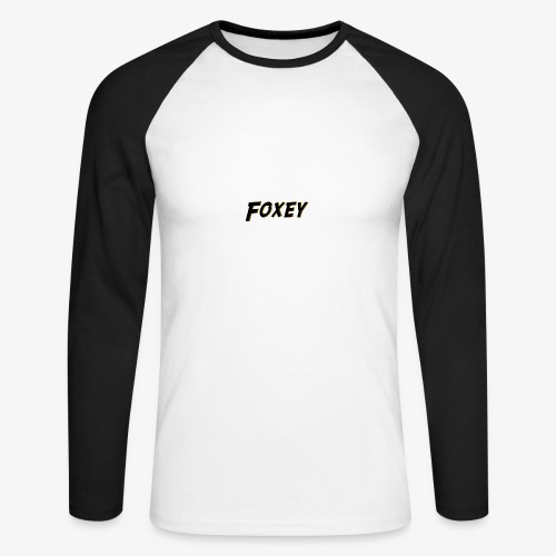 Foxey Original - Männer Baseballshirt langarm