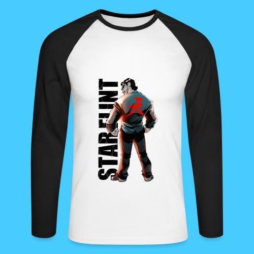 Vargas Draco - T-shirt baseball manches longues Homme