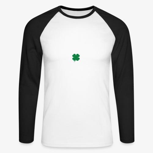 Trèfle - T-shirt baseball manches longues Homme