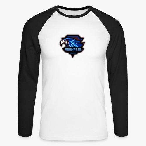 Logo Mai Kollektion - Männer Baseballshirt langarm