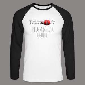 logo tekno1 2000x2000 - T-shirt baseball manches longues Homme