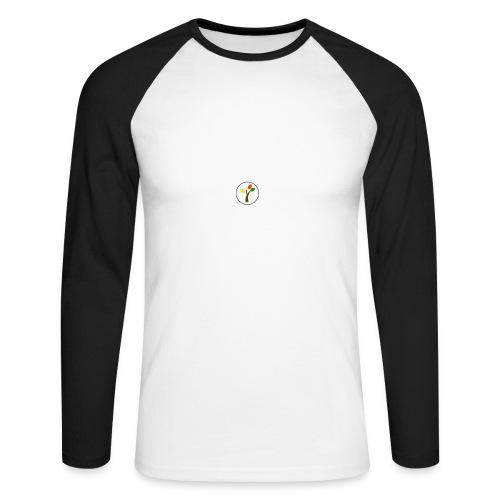 T-shirt manche longue Logo - T-shirt baseball manches longues Homme