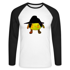 Sister Lemon M - Men's Long Sleeve Baseball T-Shirt