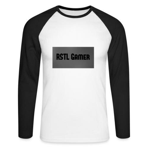 RSTL Gamer Limted time merch - Men's Long Sleeve Baseball T-Shirt