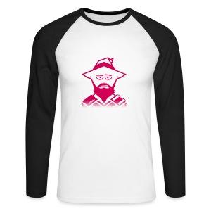 uzalu the Wizard - Men's Long Sleeve Baseball T-Shirt