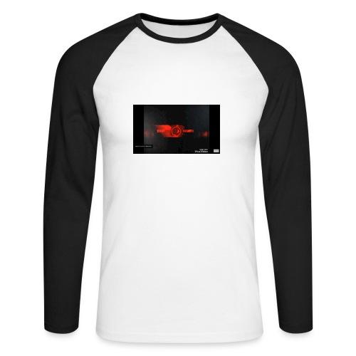 ZOCKERGAMER MERCH - Männer Baseballshirt langarm