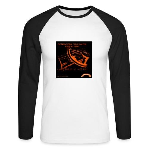 Unity - T-shirt baseball manches longues Homme