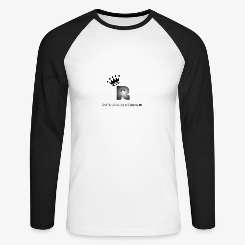 Ruthless Long sleeve shirts - Men's Long Sleeve Baseball T-Shirt