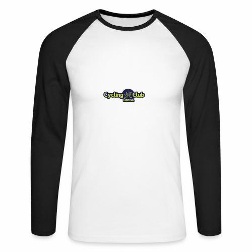 Cycling Club Rontal - Männer Baseballshirt langarm