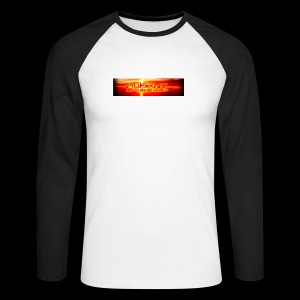 Flight Unlimited - Männer Baseballshirt langarm