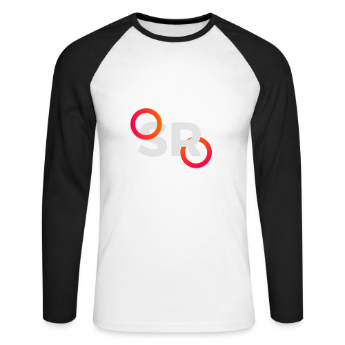 Simulator Radio - Men's Long Sleeve Baseball T-Shirt
