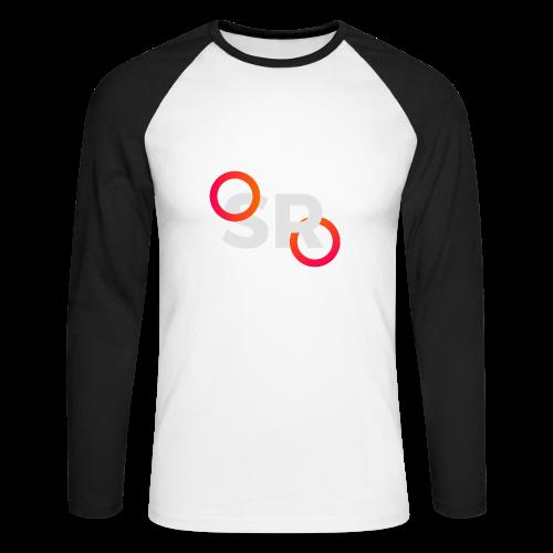 Simulator Radio - Men's Long Sleeve Baseball T-Shirt