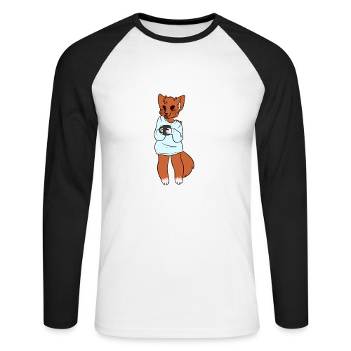 Remorgue's Avery - Men's Long Sleeve Baseball T-Shirt