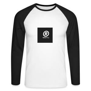 ROX - Men's Long Sleeve Baseball T-Shirt