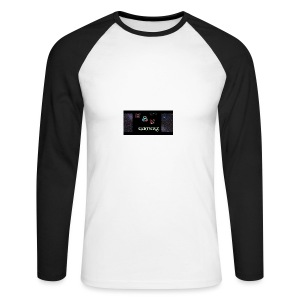 M&M gamerz - Men's Long Sleeve Baseball T-Shirt