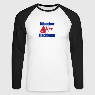 Luebecker Fischkopp - Männer Baseballshirt langarm