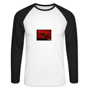 destiny - T-shirt baseball manches longues Homme