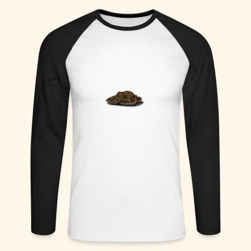 Oktopus - Männer Baseballshirt langarm