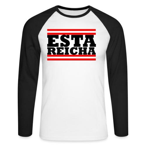 Estarreicha - Männer Baseballshirt langarm