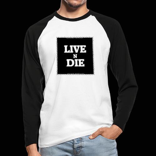 LND BLACK BoX - T-shirt baseball manches longues Homme