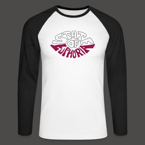 S.O.E. - Men's Long Sleeve Baseball T-Shirt
