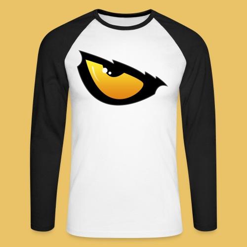 Gašper Šega - Men's Long Sleeve Baseball T-Shirt