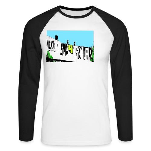 Skywalk - Männer Baseballshirt langarm