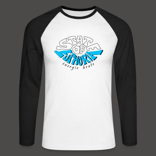 State of Euphoria - Men's Long Sleeve Baseball T-Shirt